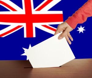 Voting has been compulsory in Australia since 1924