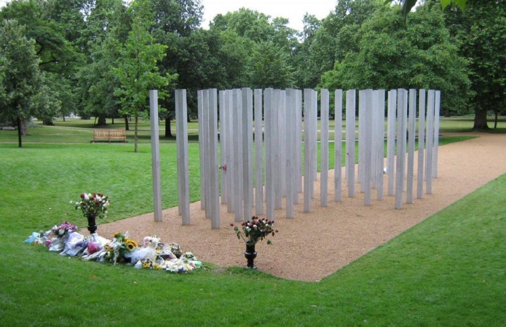 7/7 Hyde Park Memorial