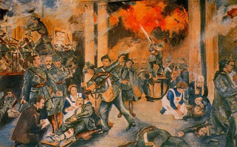 The Birth of the Irish Republic