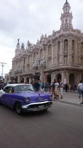 Gran Teatro de la Havana Alicia Alonso