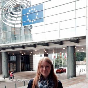 Camille Borrett, UEA Student