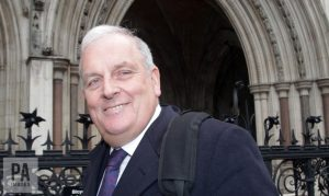 Kelvin MacKenzie at the Leveson Inquiry. Lewis Whyld PA Archive/PA Images
