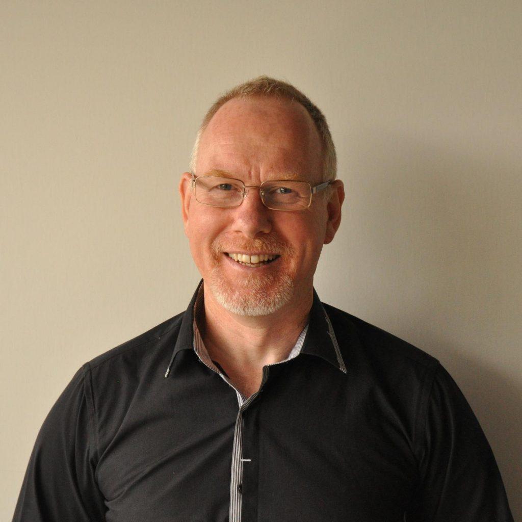 Professor Lee Marsden